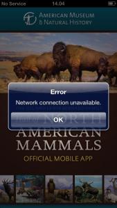 AMNH app